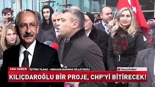 Kılıçdaroğlu bir proje, CHP'yi bitirecek!