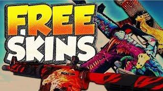CS:GO Trade Skins free Knife