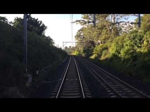 Berowra To Central