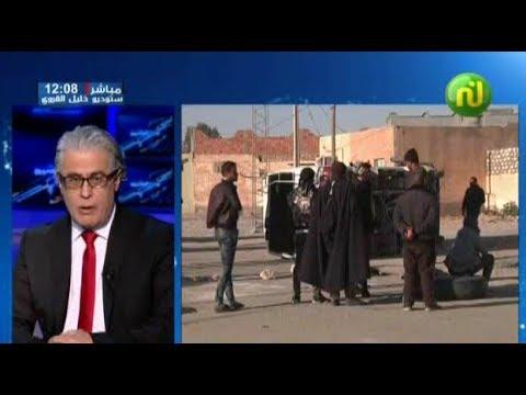 وجهة نظر:  وسط تواصل أزمة الحوض المنجمي: الكامور تعود للواجهة و شبابها يتوعدون !