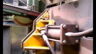 Doall Hydraulic Tilt Frame Vertical Bandsaw Tf-14 Beltran Industrial Sales