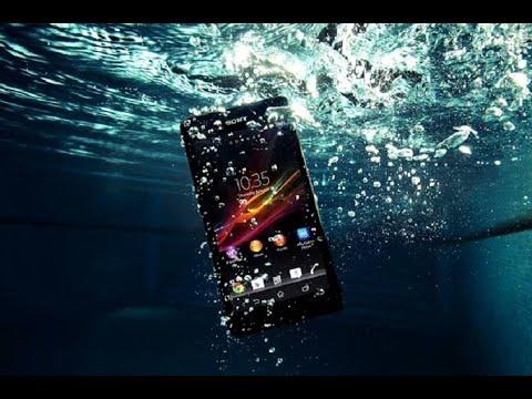 Âm thanh giúp loa điện thoại khi bị vô nước