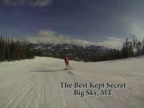 Big Sky Skiing 2016