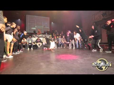 Style Confidential vs Hidden Artifacts // .BBoy World // CREW FINAL | SPIN OFF 2015