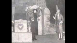 """""""L'ennemie"""" André-Paul Antoine (1929) théâtre"""