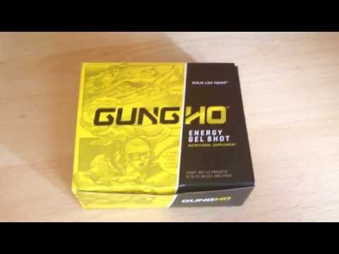 Gungho Energy Shot Review + Free Trials ! ( Gaming Energy Drink Review )