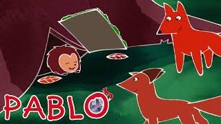 Pablo - A new home for Helena S01E14 HD | Cartoon for kids