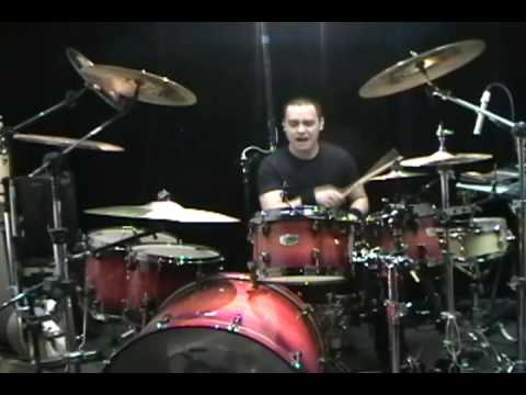 Charlie drum cover - Jason Ladon