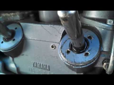 Yamaha  Power Trim Repair/ Rebuild  & How to Bleed