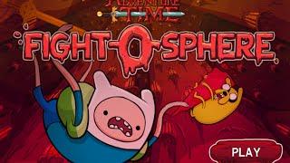 Adventure Time: Fight-o-Sphere Gameplay Full Walkthrough