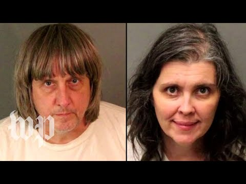 Download Youtube: 13 malnourished siblings rescued in California home