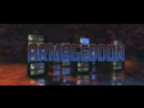 Blue Stahli - Armageddon (Official Lyric Video)
