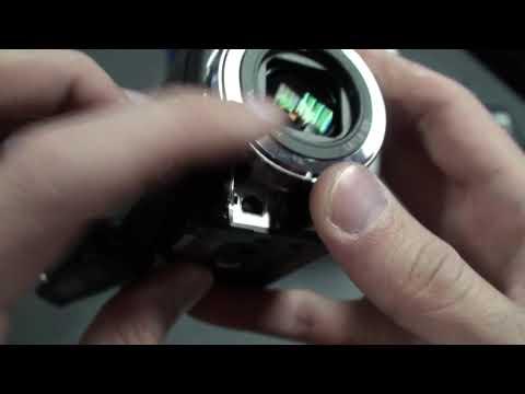 Секреты ремонта видеокамер -