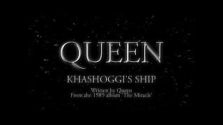 Watch music video: Queen - Khashoggi's Ship