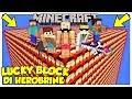 La Sfida Dei Lucky Block Giganti Di Herobrine! - Minecraft Ita