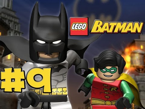 LEGO Batman - Episode 9 - Zoo's Company (HD Gameplay Walkthrough)