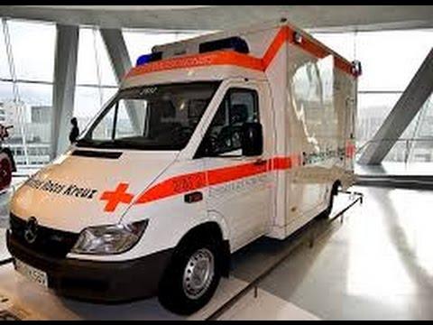 Вызов скорой помощи на дом в Германии. Поздние переселенцы.