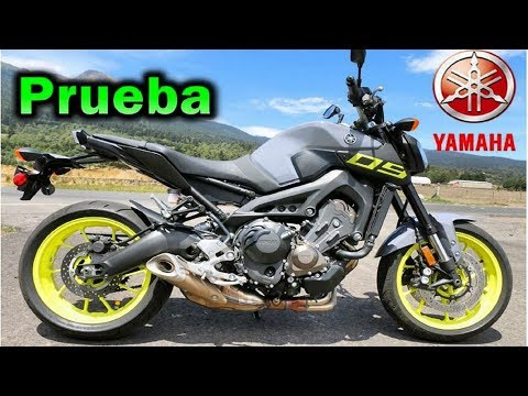 Yamaha FZ-09 / MT-09 EDICIÓN ESPECIAL  Y  FULL SYSTEM TWO BROTHERS Review en Español 😎