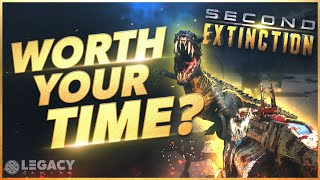 Second Extinction - Early Access Review | Is This Co-Op FPS Dinosaur Hunter Worth Your Time?