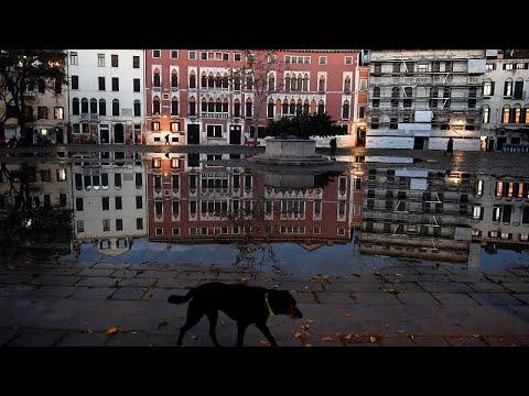 euronews (em português): Veneza está inundada