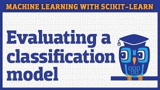 How to evaluate a classifier in scikit-learn thumbnail
