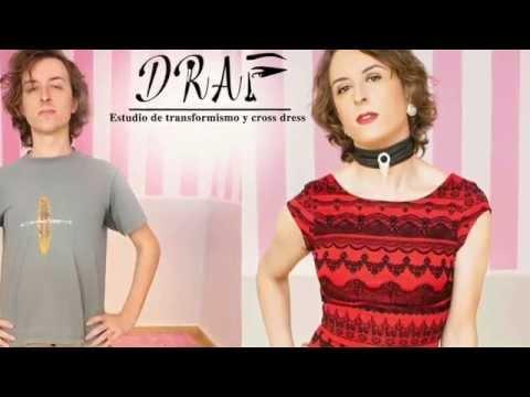 Transformismo Cross dressing Barcelona