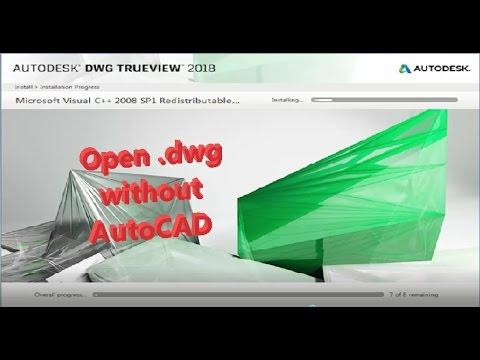 DWG Viewer : Trueview : AutoCAD 360: Autodesk: A360 viewer: AutoCAD viewer: Free viewer DWG See