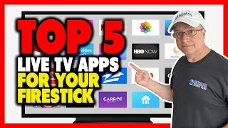 Top 5 Apps for Live Free TV on the Firestick