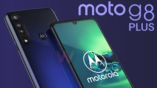 Moto G8 Plus - First Look, Specs & Release Date!