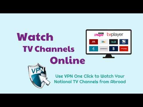 Bypass Geo Restrictions on TV Channels. Watch Your Favorite TV Channels Online.