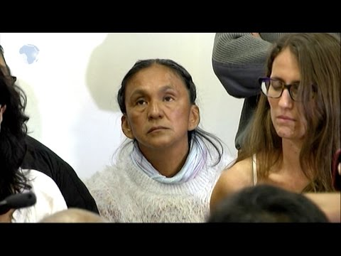 Argentine activist Milagro Sala receives suspended sentence