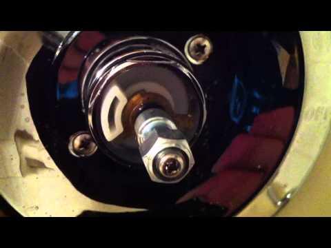 how to adjust delta model b112900
