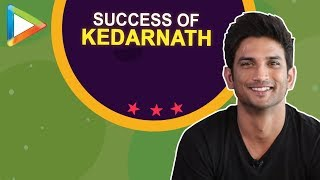 Sushant Singh Rajput's Excellent Full Interview on SUCCESS of Kedarnath