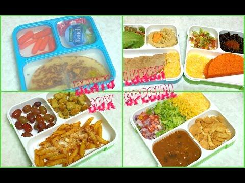 Bento Lunch Box   Vegan Vegetarian Special by Bhavna