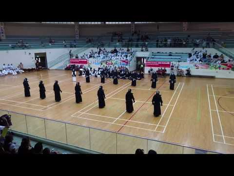 Kendo by Nippon Sports Science University 13022017