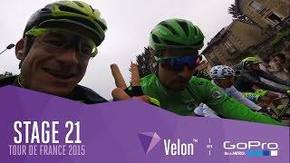 Tour de France 2015 Stage 21 Paris. Peter Sagan