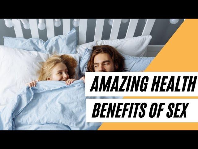Amazing Health Benefits Of Sex - Part 2 (Healthy Benefits) #short