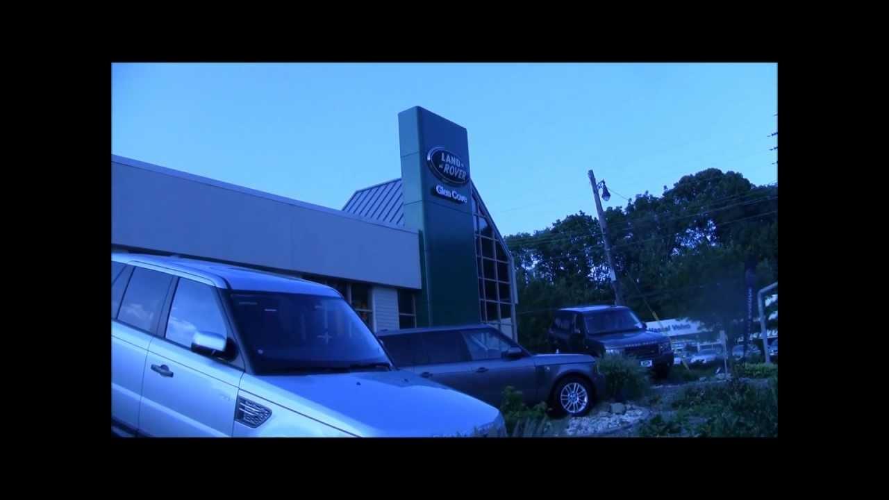 Range Rover Glen Cove >> Range Rover Evoque Preview At Land Rover Glen Cove
