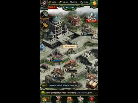 CLASH OF KINGS..MAXIMIZE YOUR PRESTIGE BADGE FROM EVENT. TIPS FOR BADGES...