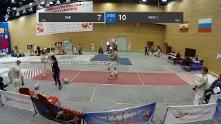 1/2 Новосибирск-1 - Саратовская обл