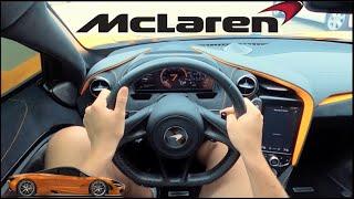 McLaren 720s Driving POV!! (INSANE SPEED) 700+ HP