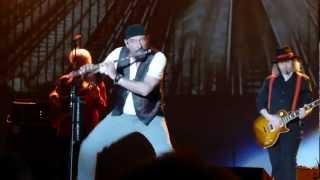 Ian Anderson. Locomotive Breath live in Málaga 08.02.2013 HD 1080