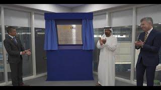 Official Inauguration of DXB's AOCC | Dubai Airports