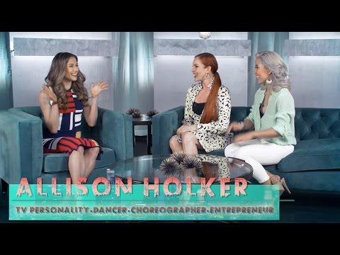 "Pop Dance Life Ep. 5 ""Featured Guest: Allison Holker"" Full Interview"