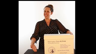 How to Assemble an Archives Box