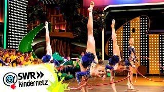 Rhythmische Sportgymnastik | Tigerenten Club | SWR Kindernetz