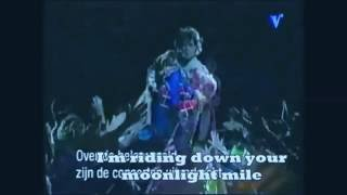 The Rolling Stones - Moonlight Mile 1999 Version Live2