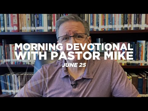 Pastor Mike Update 4.21.20 from YouTube · Duration:  4 minutes 42 seconds