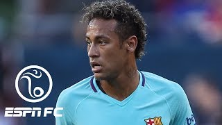 Neymar's Future Sparks Heated Debate | ESPN FC
