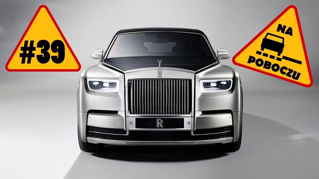 Rolls Royce Phantom, Alpine A110, Suzuki Swift Sport – #39 NaPoboczu